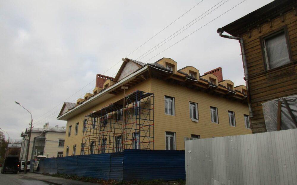 ЖИЛОЙ КОМПЛЕКС «АРКАДИЯ» В ПАВЛОВСКЕ (1)